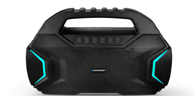 Blaupunkt launched all new Volcano Series- Party Speakers in India