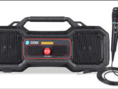 ZOOOK launches 24 watt Rocker Thunder Stone outdoor party speaker