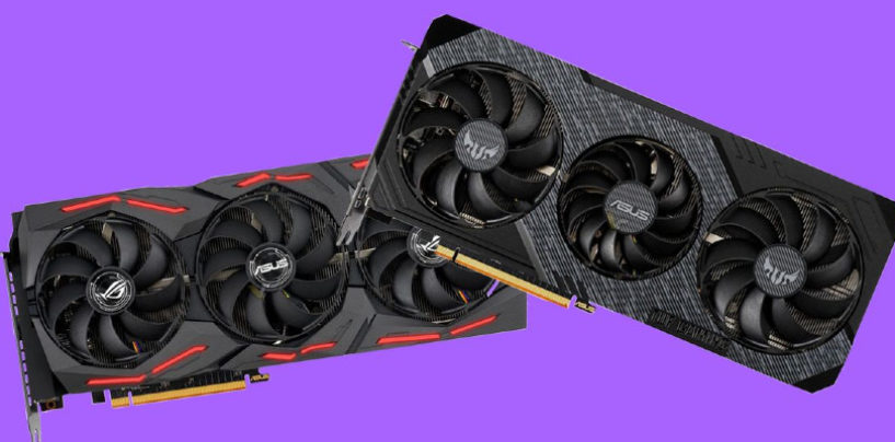 ASUS Announces its three new Radeon Graphics Cards