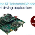 Tieto & STMicroelectronics Accelerate Development of Automotive Central Control Units