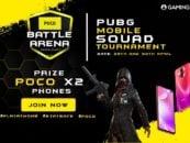 Poco announces PUBG Mobile Battle Arena with Gaming Monk
