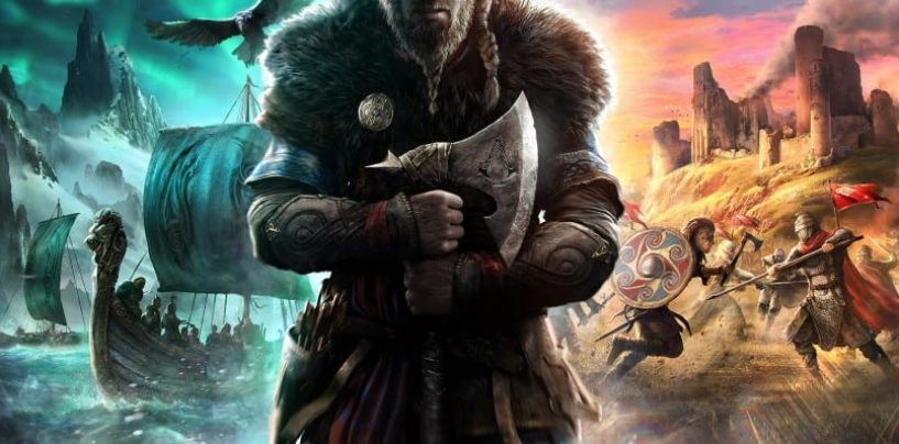 Assassin's Creed: Valhalla will be the next game in the series