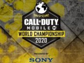 CoD Mobile World Championship announced, will have a $1 million prize pool