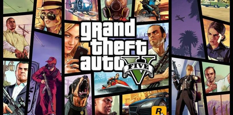 GTA V will be free to keep for life on Epic