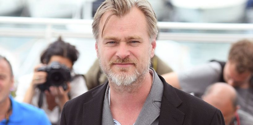 Fortnite to screen a Christopher Nolan movie