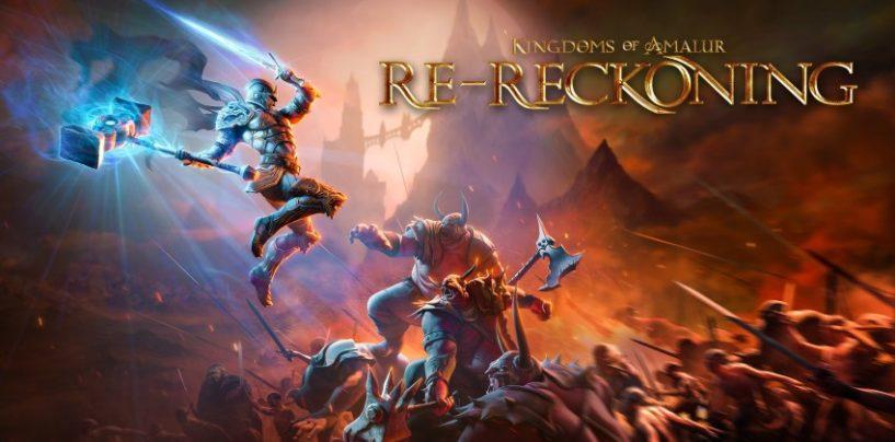 Kingdoms of Amalur: Reckoning Remaster has been confirmed