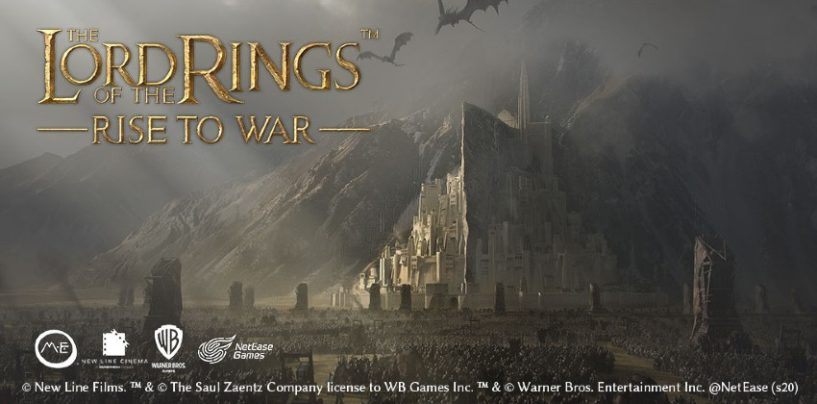 A Lord of the Rings mobile game is coming