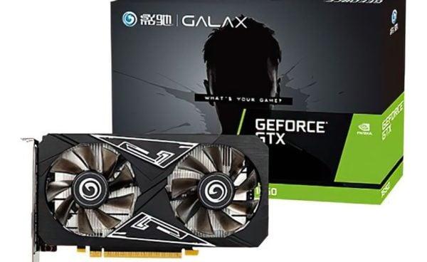 New GPU: Galax reveals the Nvidia GTX 1650 Ultra