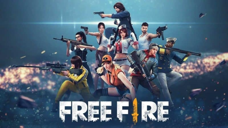Garena-Free-Fire Battle Royale