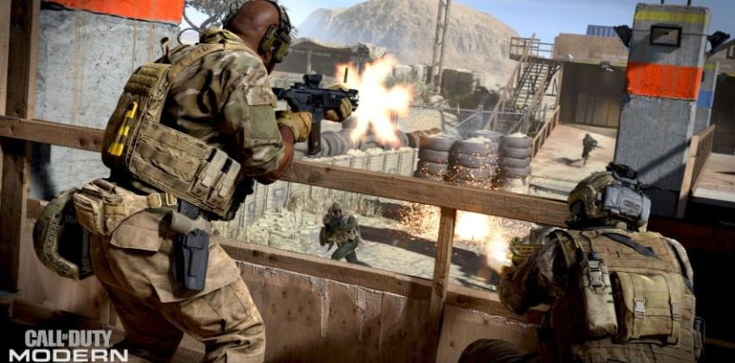 Call of Duty: Modern Warfare multiplayer is going free this week