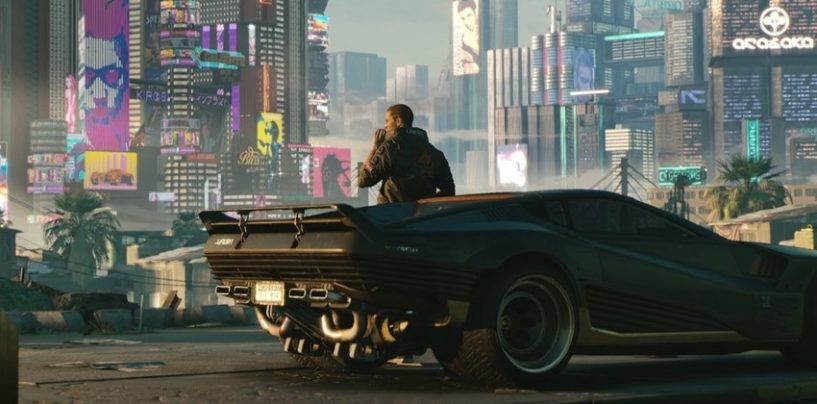 Cyberpunk 2077 will be compatible with next gen consoles