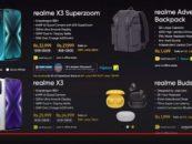 Realme Launches Realme X3 and Realme X3 superzoom in India -Details