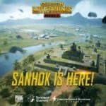 sanhok map pubg mobile
