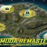 Garena Free Fire Bremuda map update