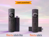 Amazon Announces Next-Generation Fire TV Stick, Fire TV Stick Lite, and Redesigned User Experience