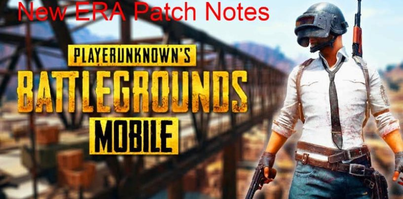 PUBGM Erangle Update 1.0 Patch Notes Released, Season 15: BEYOND A.C.E.
