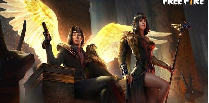 Doomsday Arrives in Free Fire's Anubis Legend II Elite Pass