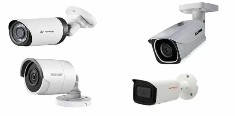 Best 8 MP CCTV surveillance cameras in India