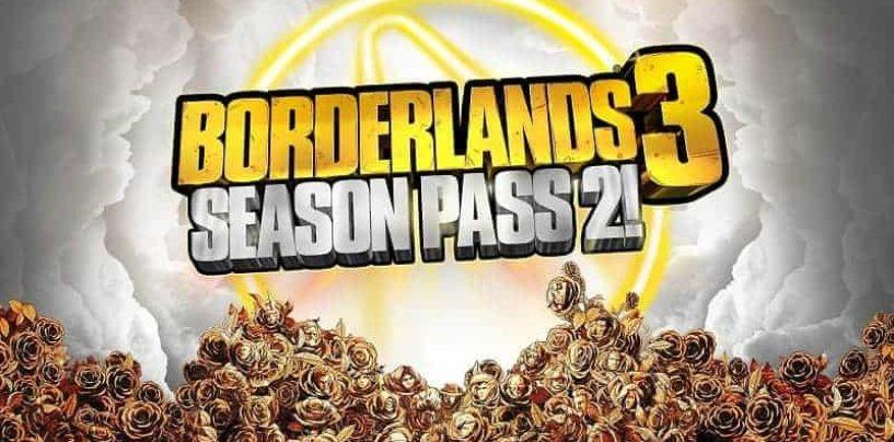 Borderlands 3 Season Pass 2 Revealed, More Mayhem Incoming
