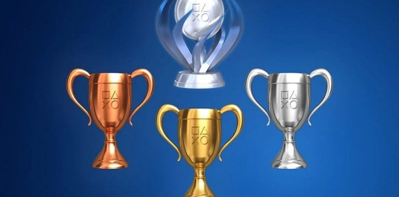Sony Playstation Trophy Leveling Changes Detailed, New Trophy System