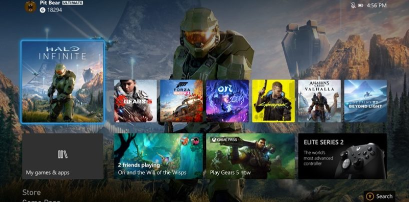 Xbox October Update: New Look, Profile Themes, & More Coming Your Way