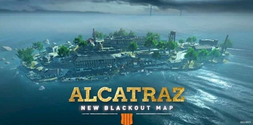 Call of Duty Mobile Season 11 New Battle Royal Map Alcatraz Is Here
