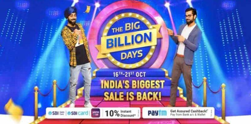 Flipkart Big Billion Days Sale Gaming Laptop Deals, Time to Buy Is Now