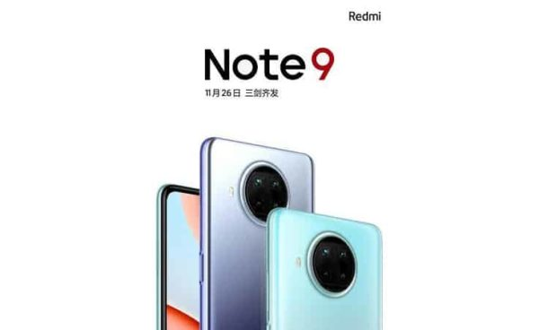 Xiaomi Redmi Note 9 Announced in China, Market Prices Revealed