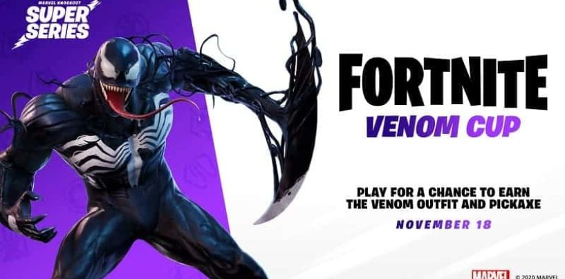 Fortnite Marvel Super Series Wraps Up, Venom Cup and $1M Super Cup