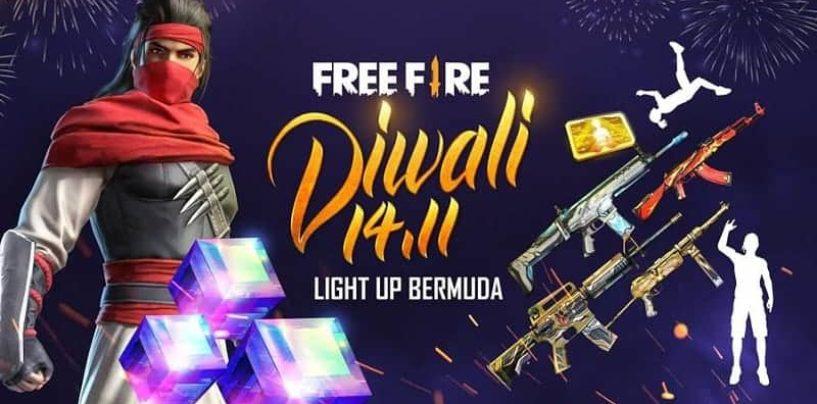 "Celebrate Diwali with Free Fire, Garena ""Light Up Bermuda"" Campaign"
