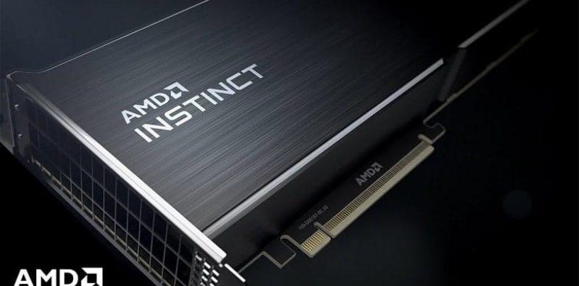 AMD EPYC Processors and AMD Instinct MI100 Accelerator Launched